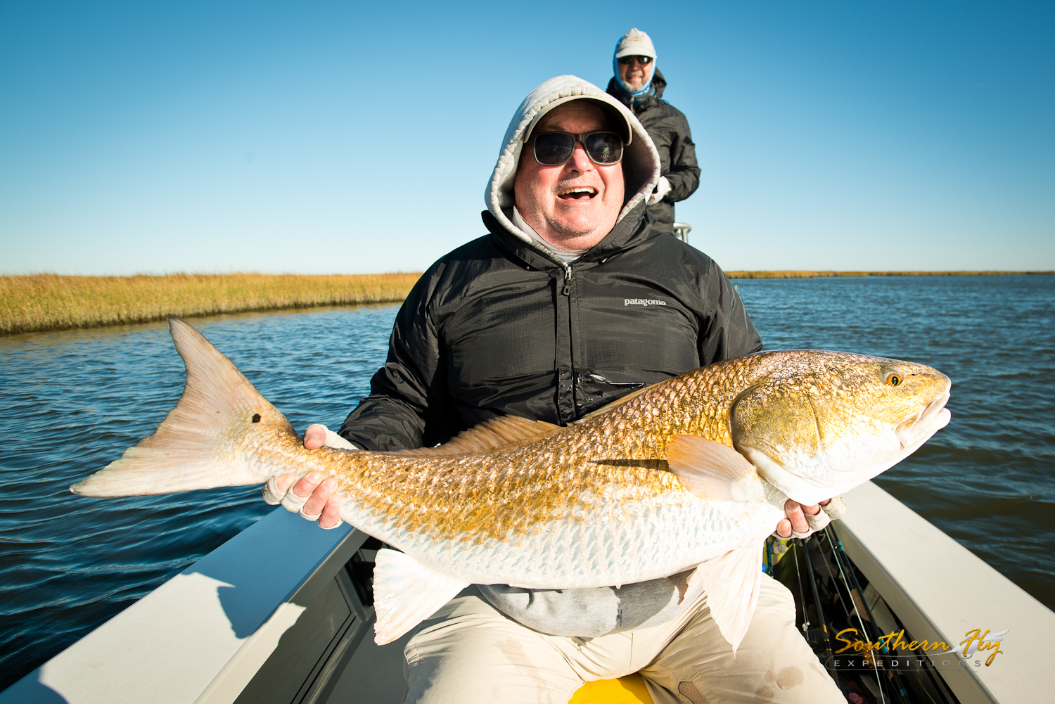 Fishing Charter October in Louisiana with Southern Fly Expeditions