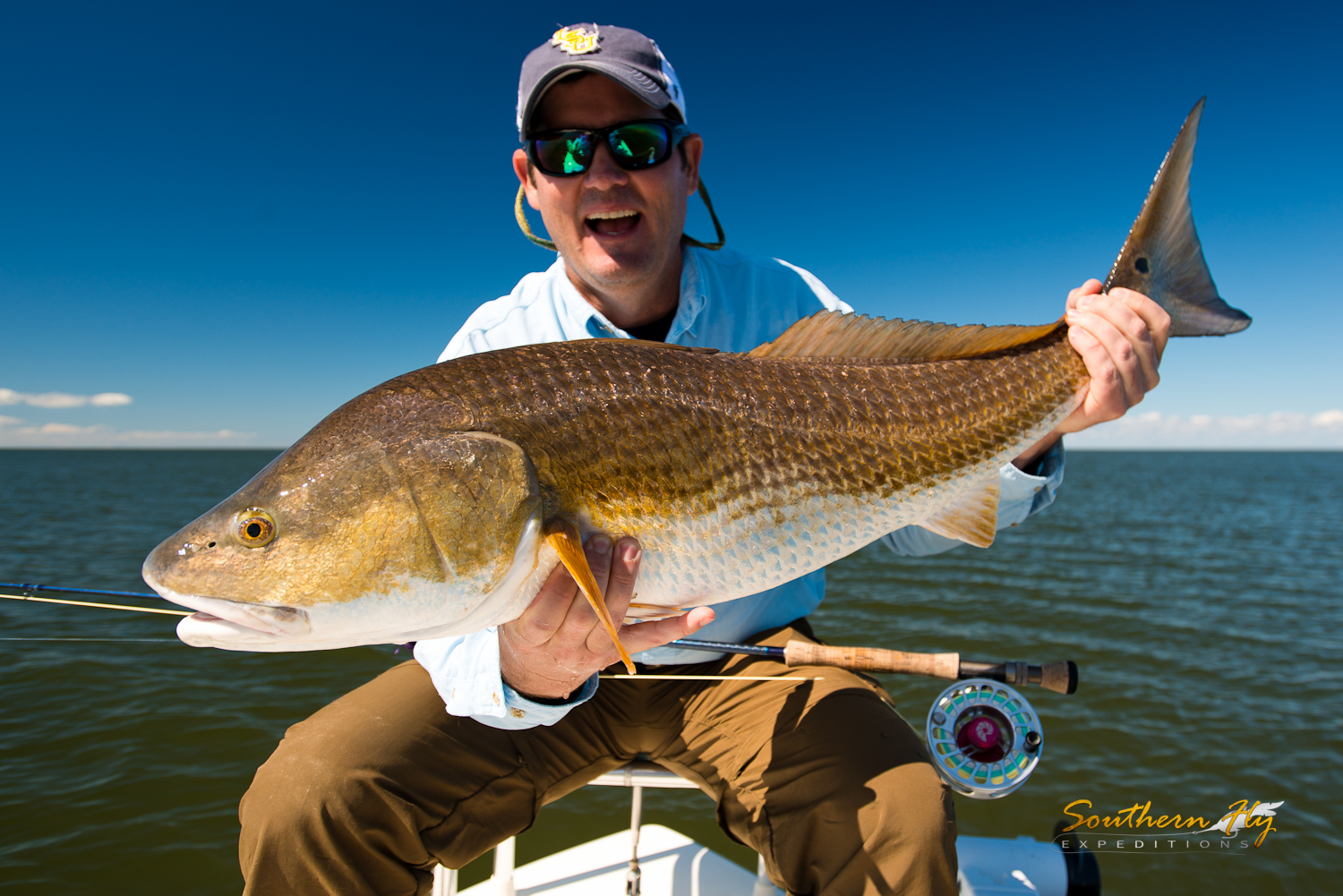the best fly fishing guide in new orleans la southern fly expeditions