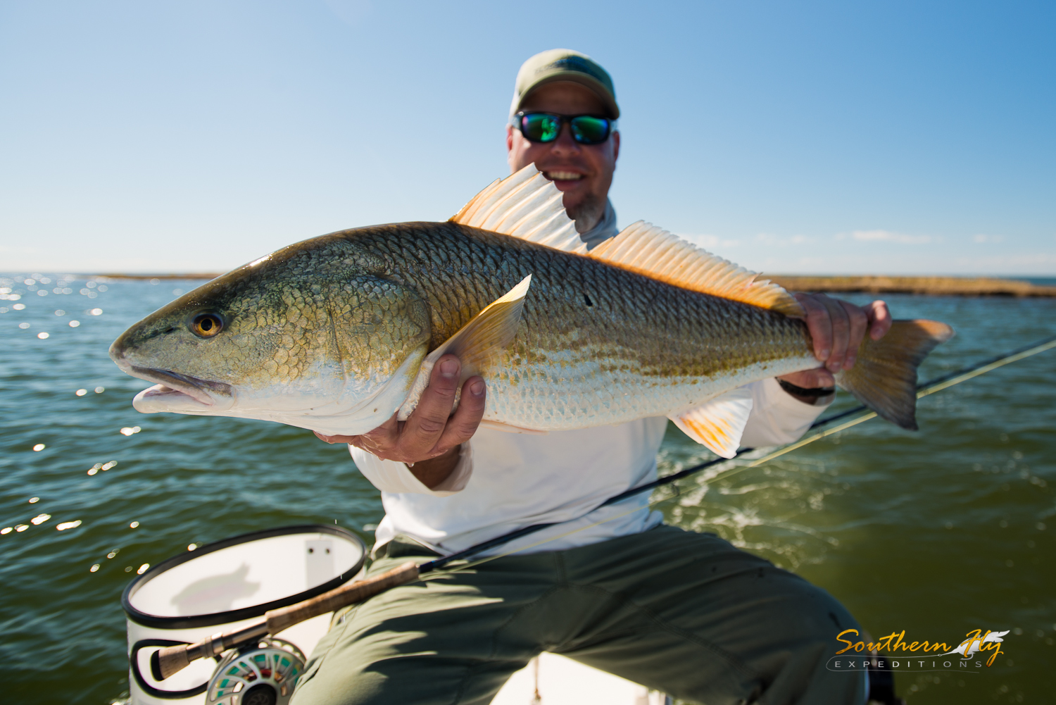 fly fishing new orleans la fishing charter guide Southern Fly Expeditions