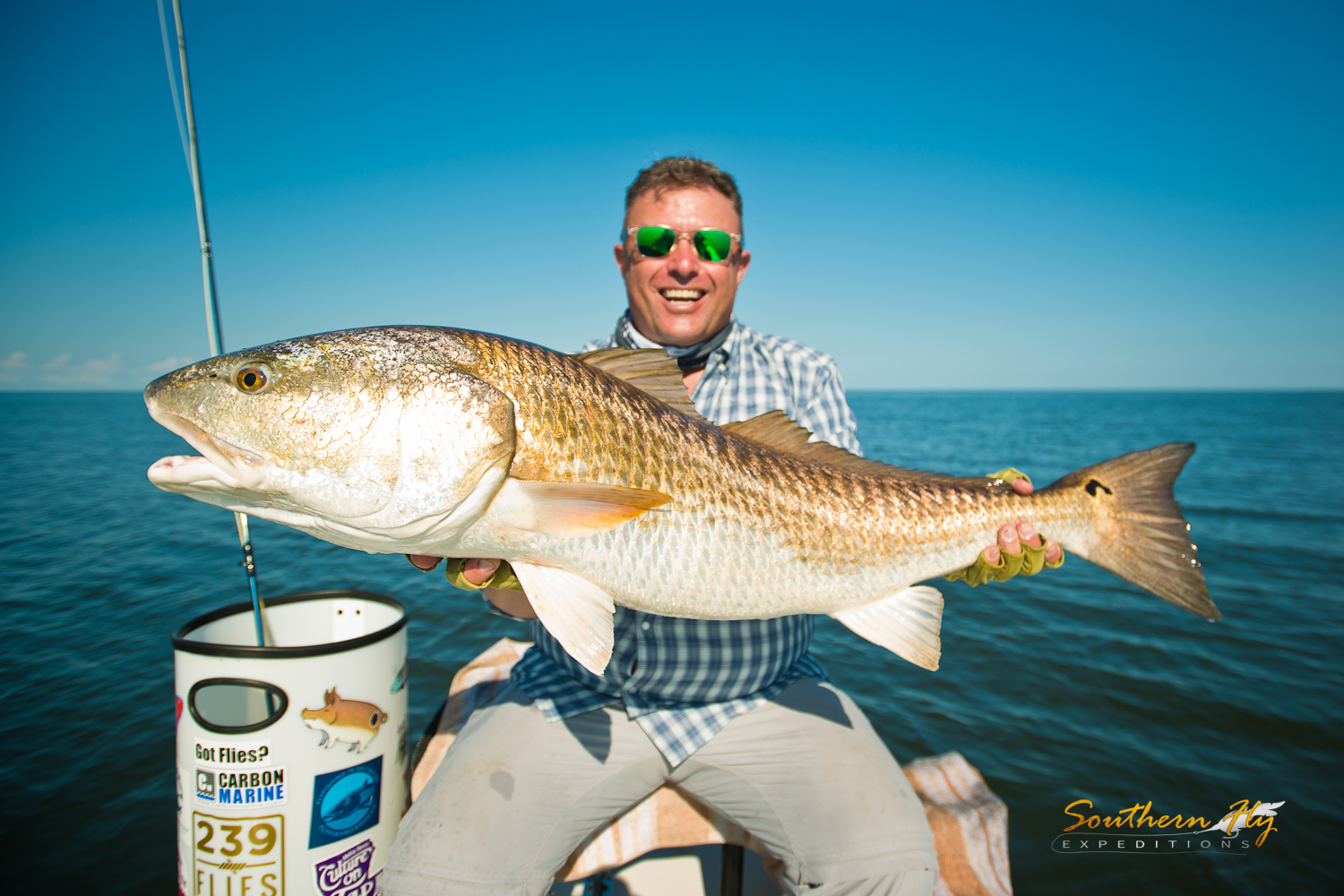 Pro Light Tackle Guide Captain Brandon Keck Southern Fly Expeditions