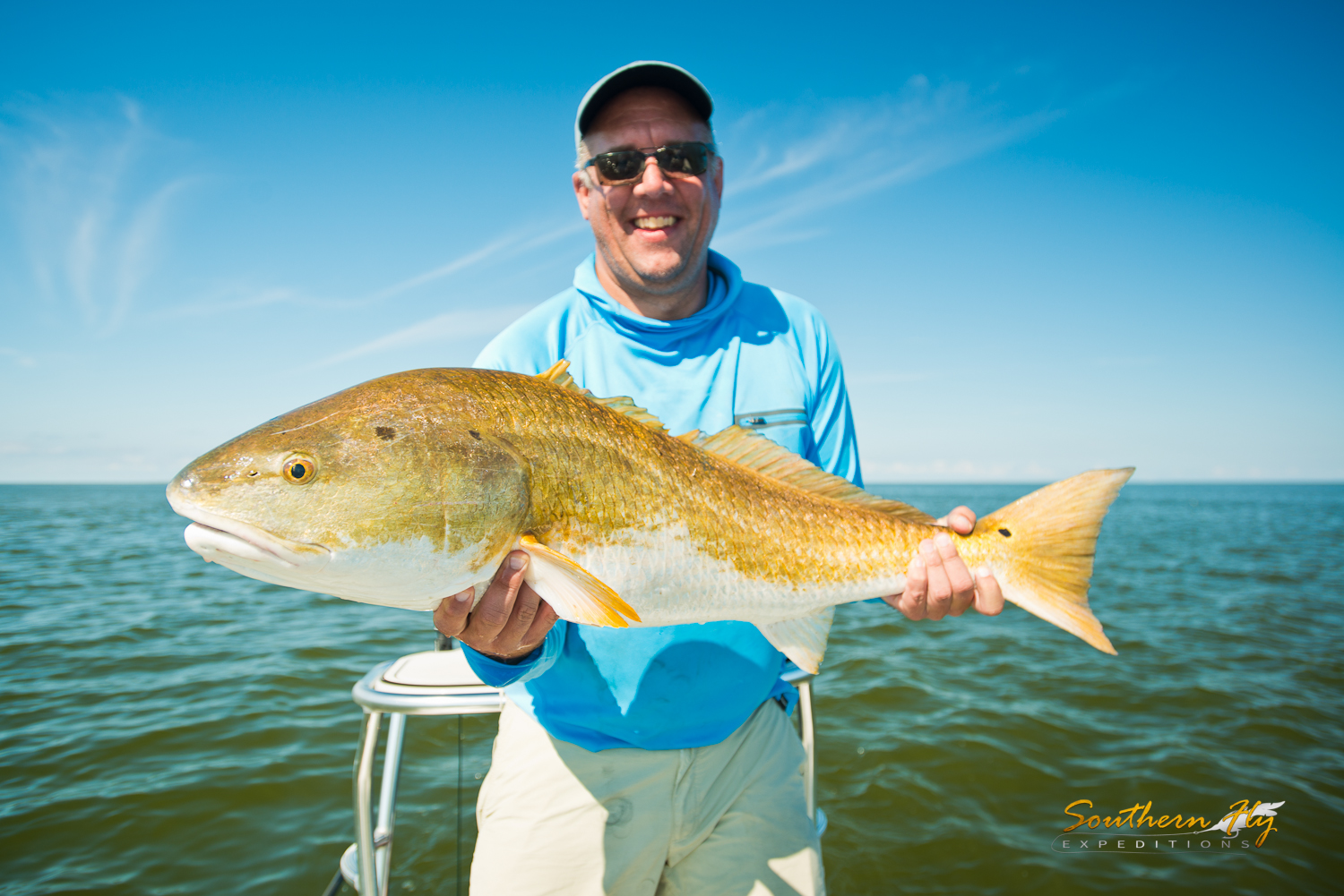 Best Spin Fishing Guide Delacroix Southern Fly Expeditions