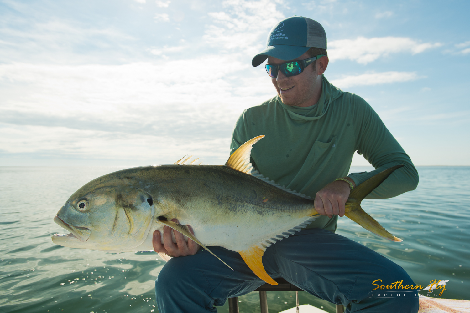 Top Spin Fishing Guide Hopedale Southern Fly Expeditions