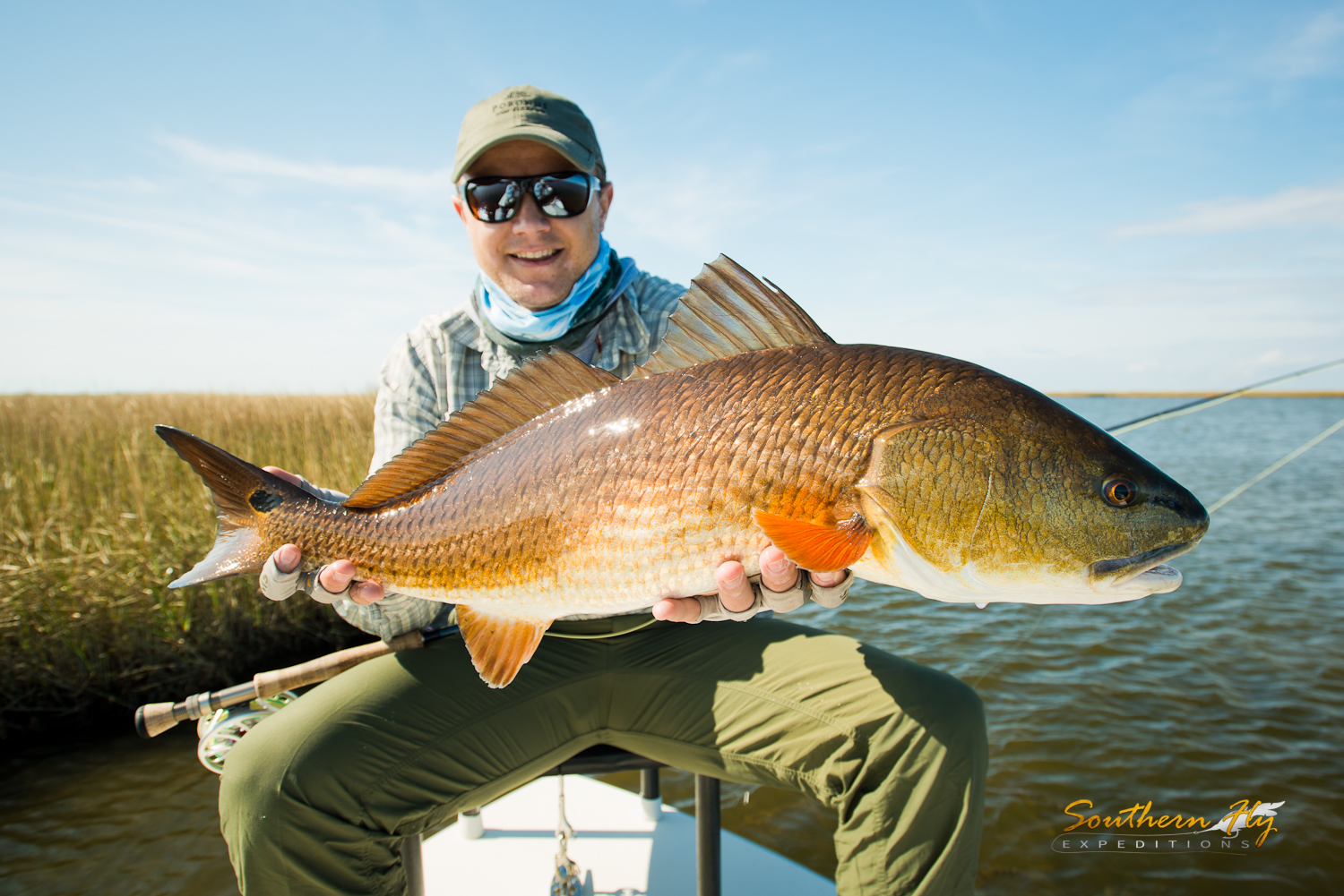 Sight Fishing Guide Delecroix La Southern Fly Expeditions