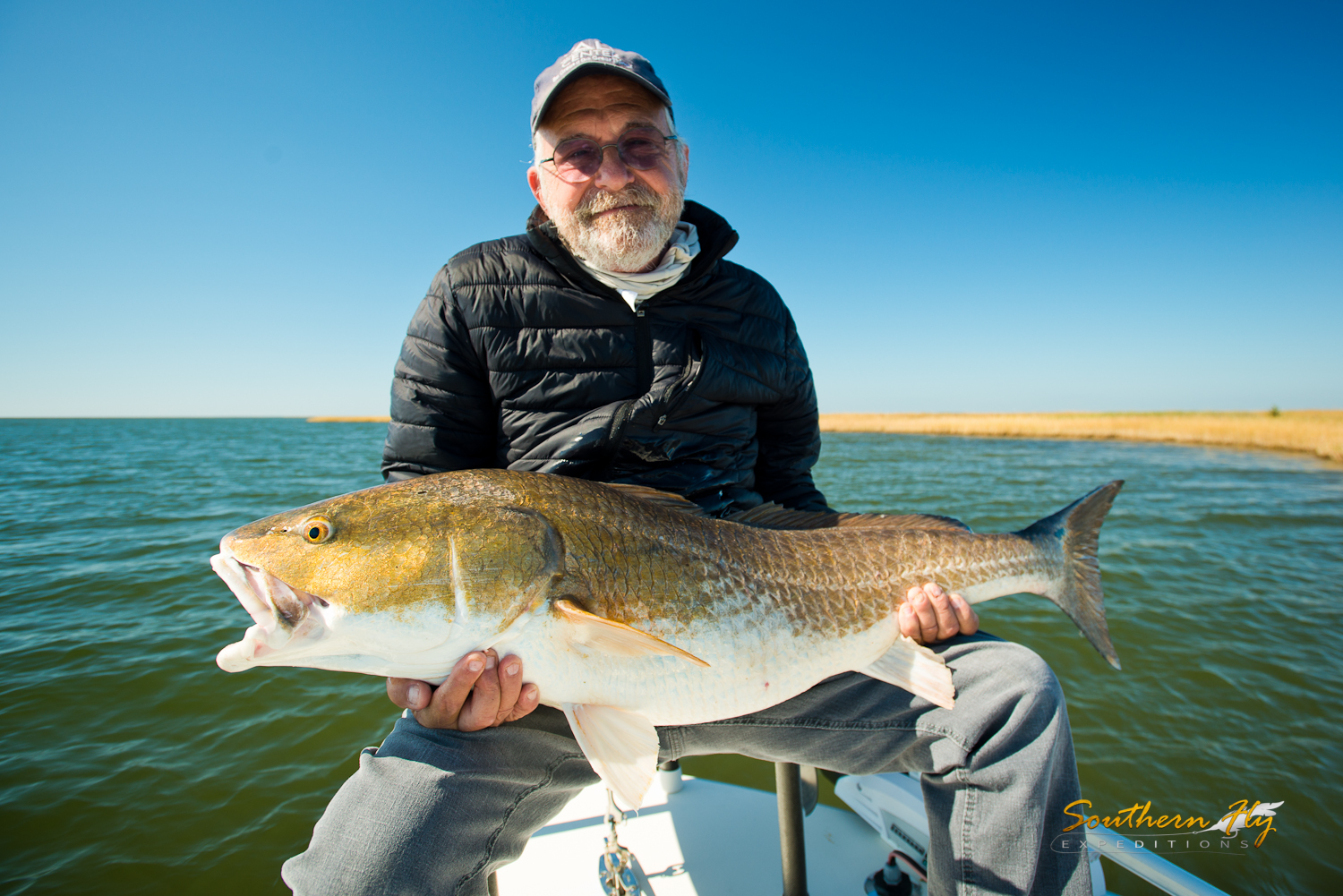 Southern Louisiana Spin Fishing Southern Fly Expeditions