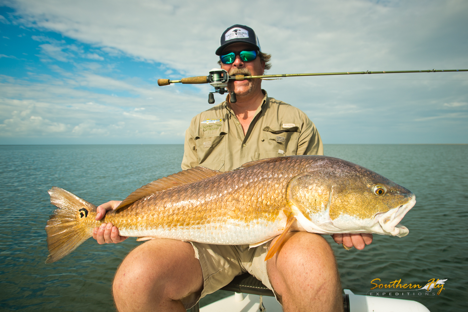 Spin Fishing Trips Southern Louisiana Southern Fly Expeditions