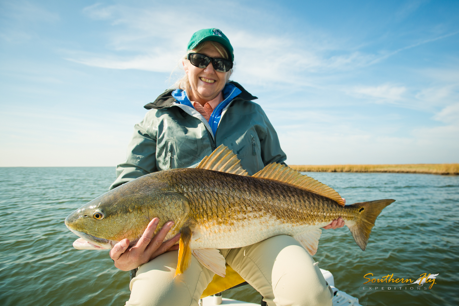 Women's Day Fishing Light Tackle Guide Southern Fly Expeditions