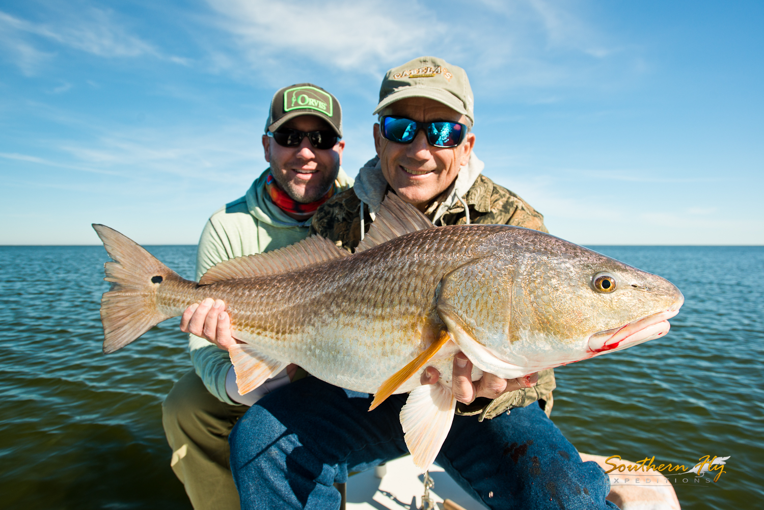 Shallow Water Sight Fishing with Southern Fly Expeditions