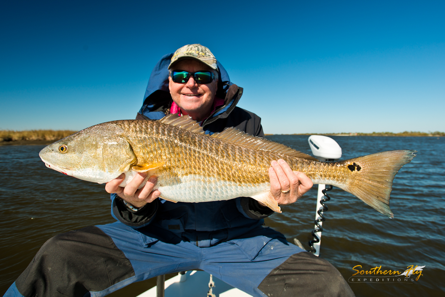 Edge Water Sight Fishing Louisiana Southern Fly Expeditions