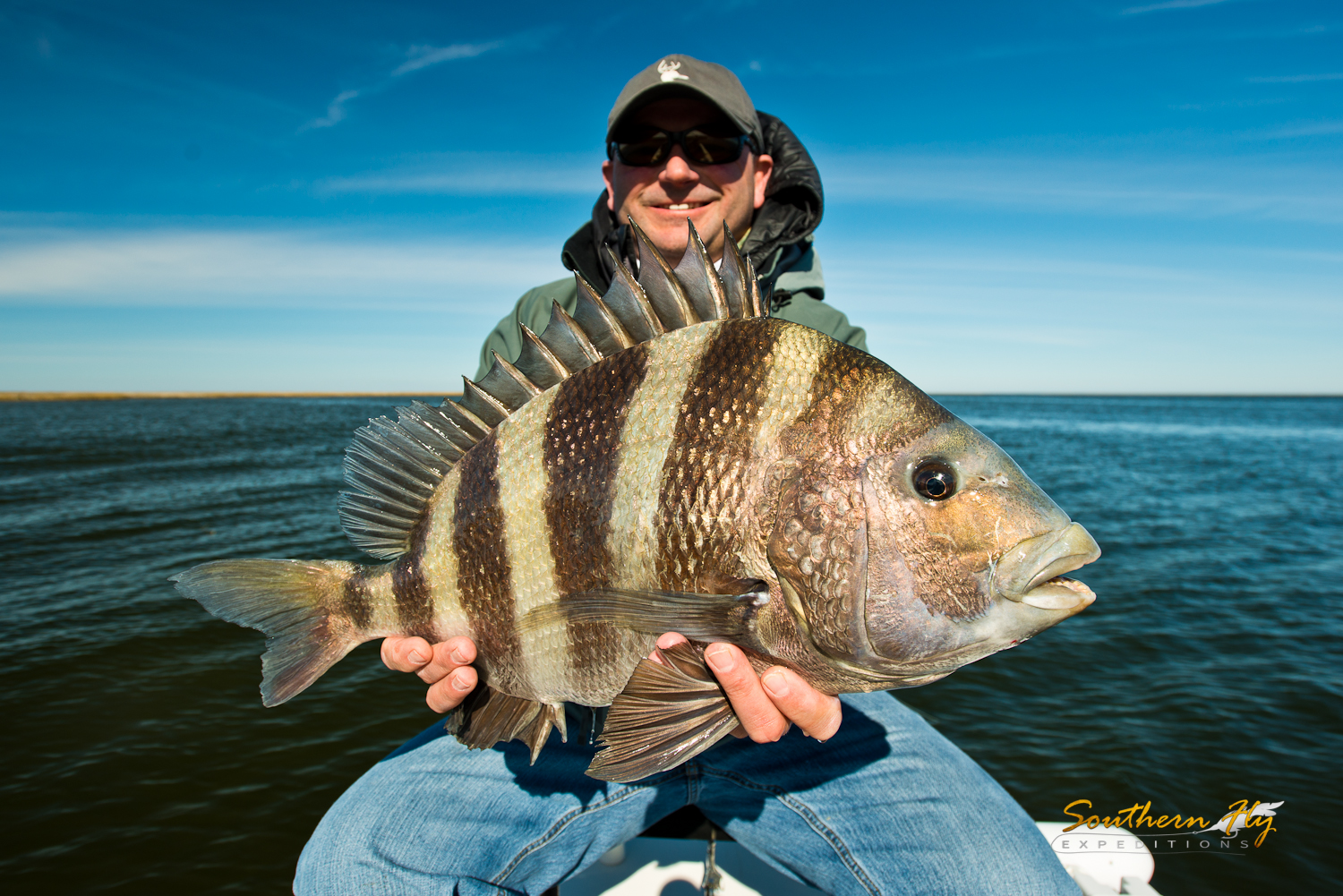 Marsh Sight Fishing Louisiana with Southern Fly Expeditions