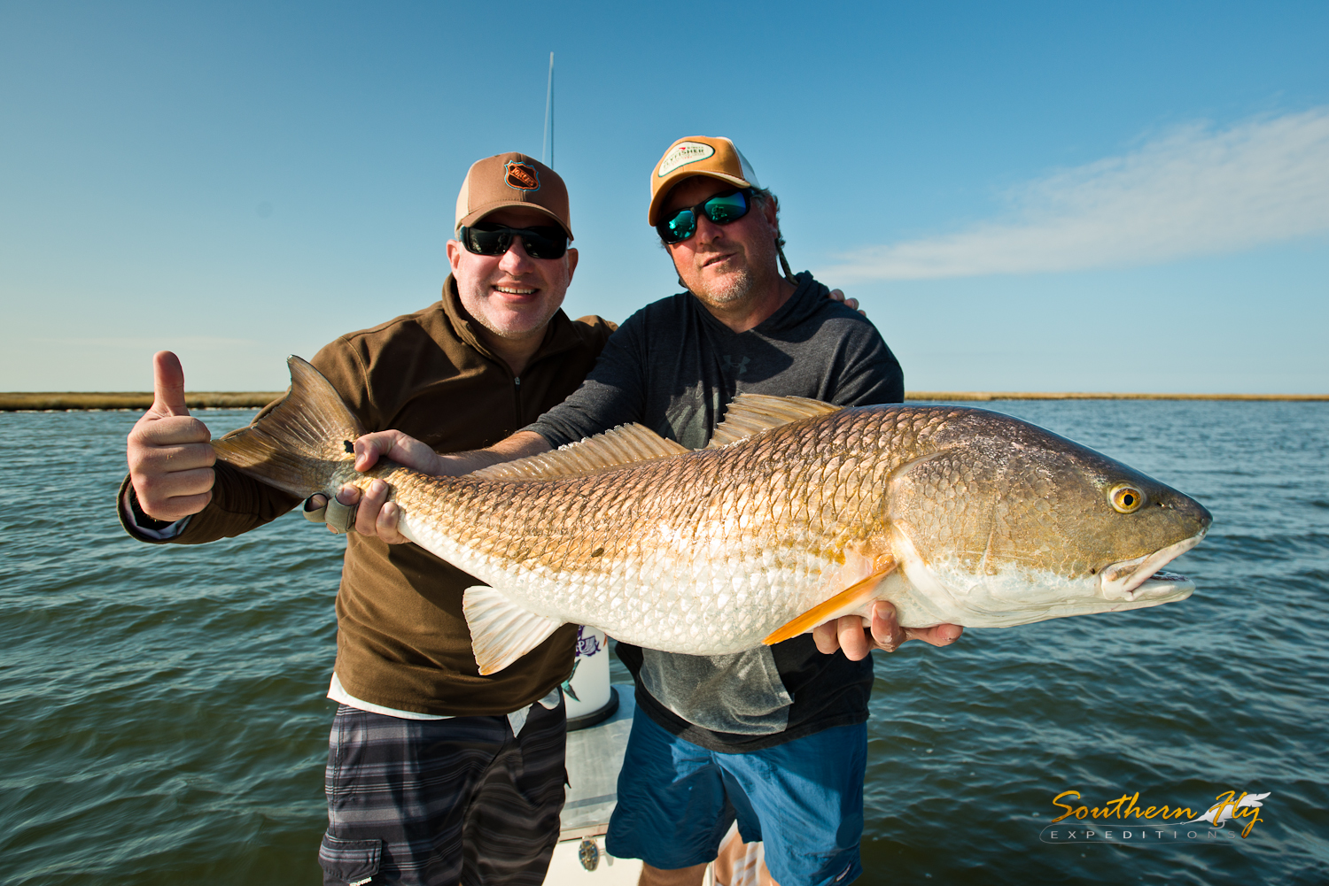 March Spin Fishing New Orleans with Southern Fly Expeditions