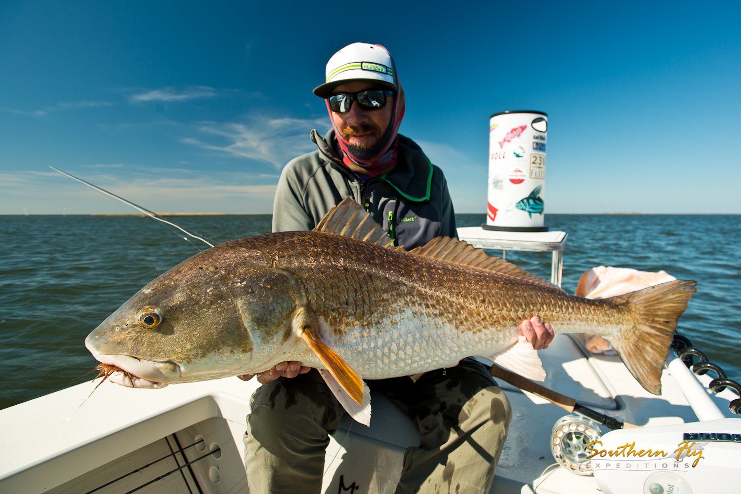 Fly Fishing Trips with Southern Fly Expeditions and Captain Brandon Keck