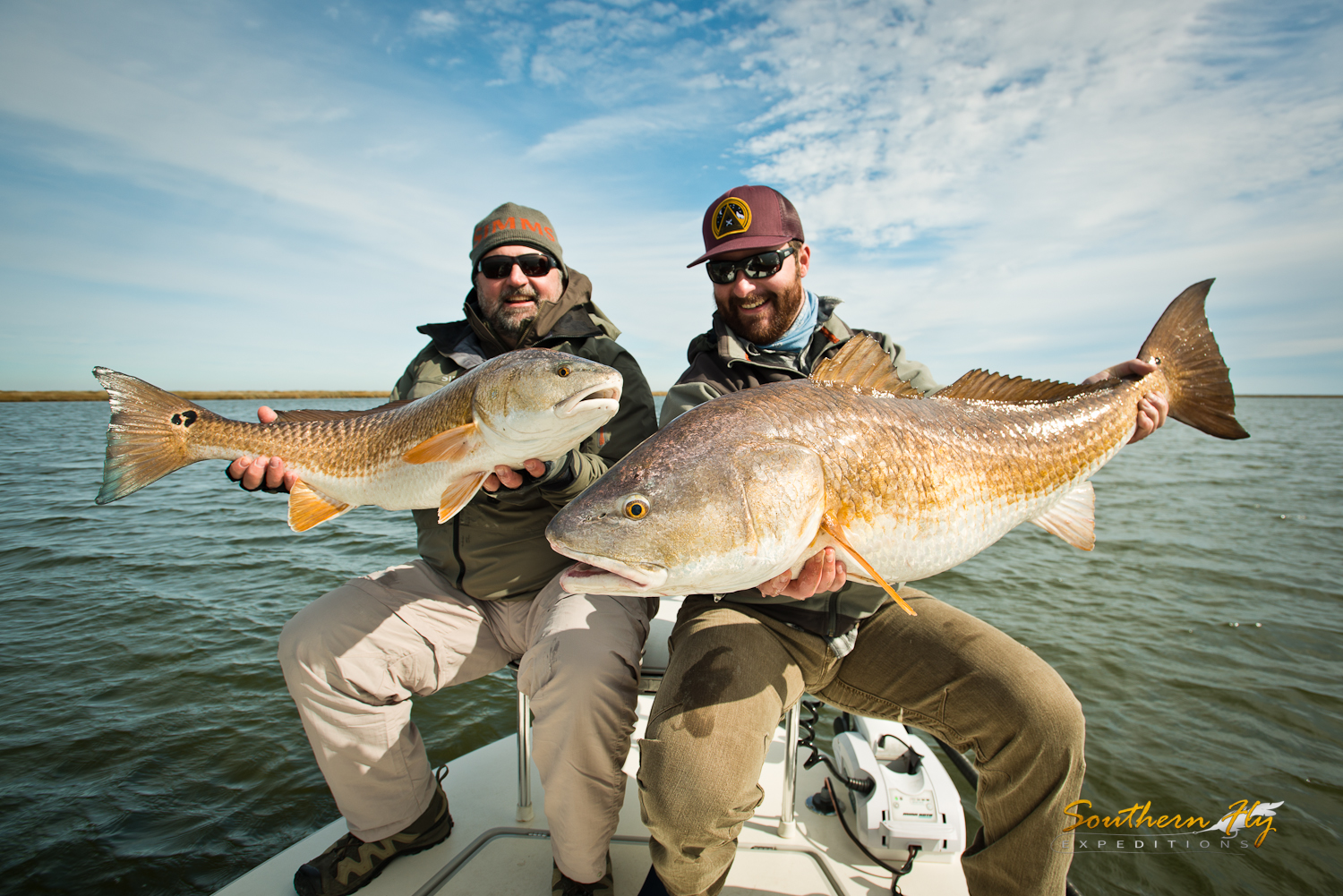 The best fly fishing guide in Louisiana join a charter by southern fly expeditions and captain brandon keck