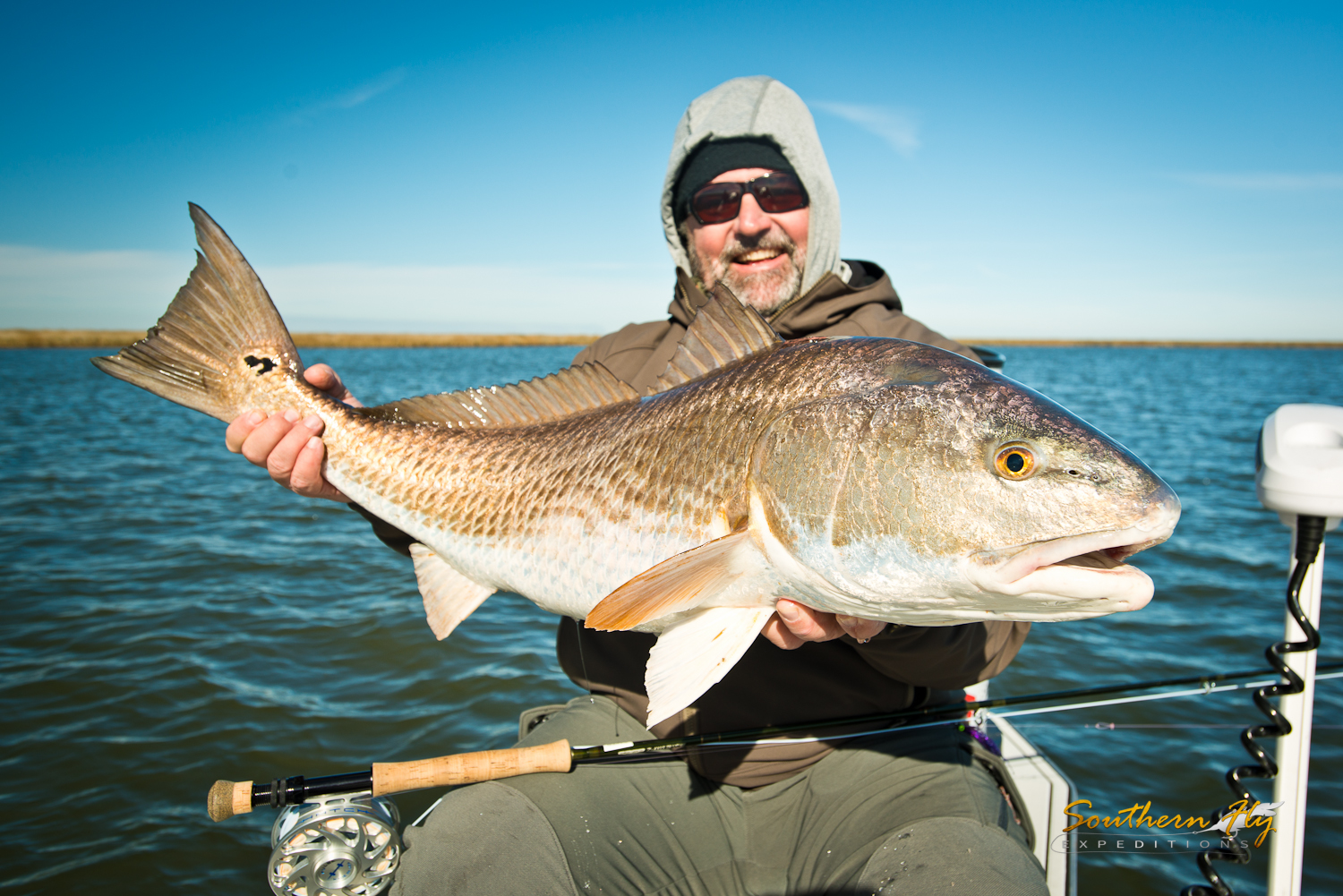 sight fishing with southern fly expeditions