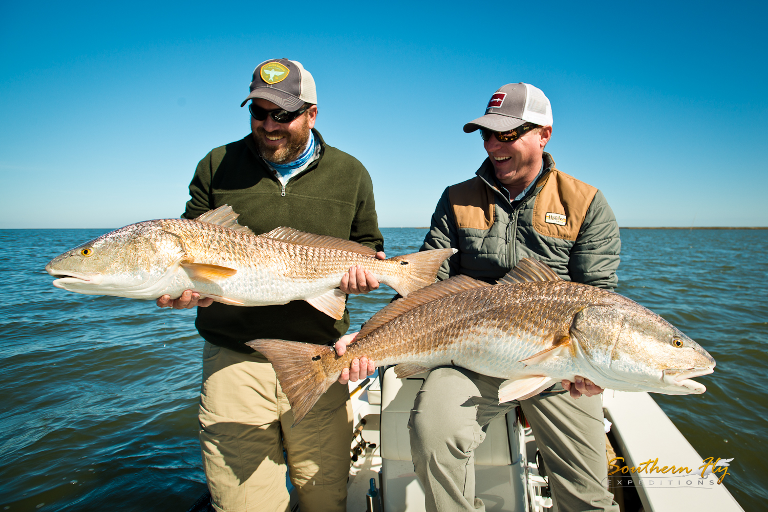 Southern Fly Expeditions fly fishing guys trip ideas to new orleans