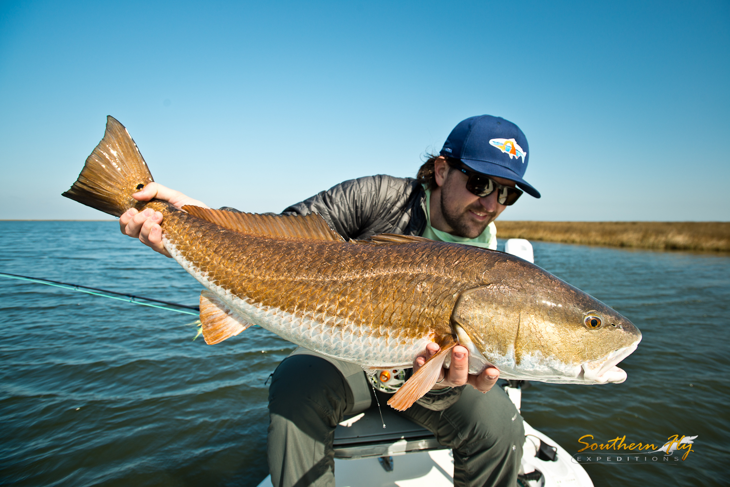 Louisiana Redfish Guide Southern Fly Expeditions