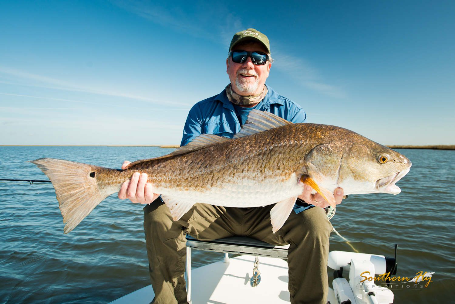Redfish Fly Fishing Vacations New Orleans Southern Fly Expeditions