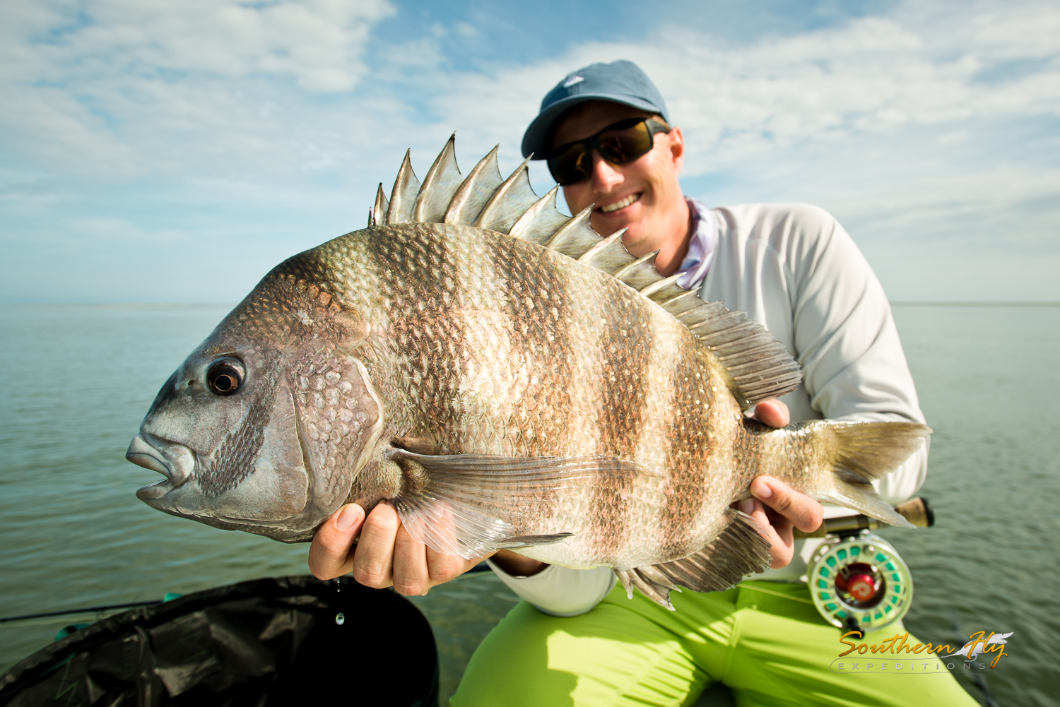 Light Tackle Fly Fishing Guide New Orleans Southern Fly Expeditions
