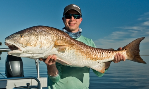 About Your Guide - Captain Brandon Keck - As a Louisiana native I have been able to experience much of what Louisiana has to offer in the outdoors.I'm in my 10th year of fishing the marsh near New Orleans. I can't imagine any other place I'd rather be.I urge you to come experience what Louisiana has to offer and allow me to share my passion with you. - Captain Brandon Keck with Southern Fly Expeditions