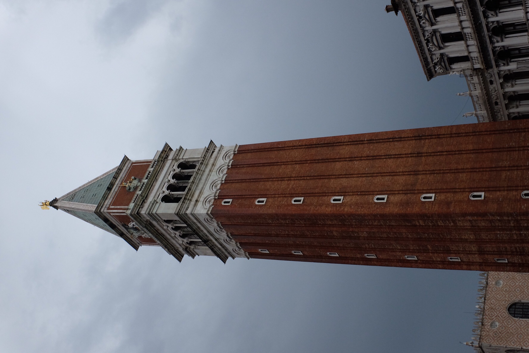 Bell tower of St Mark's