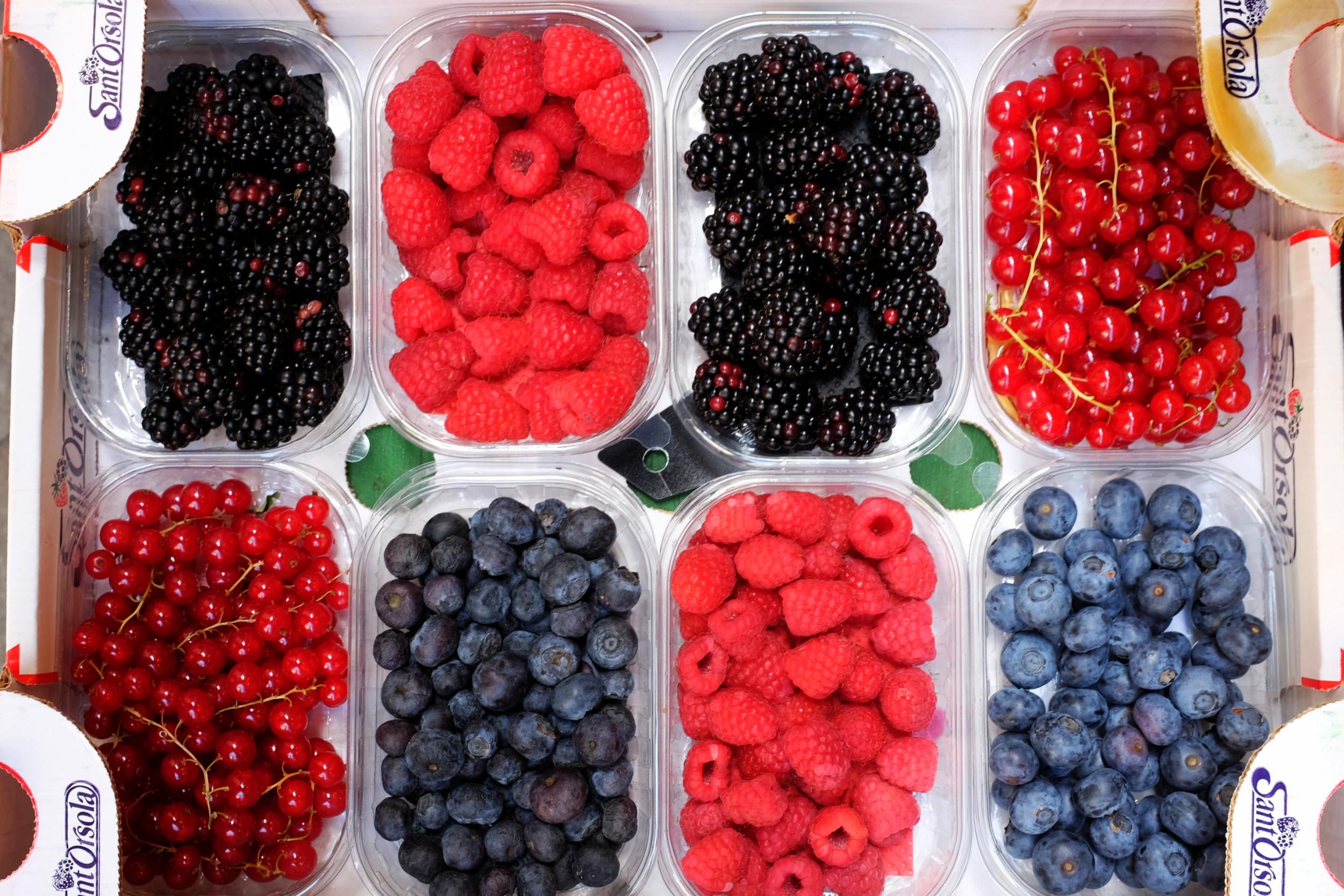 Frutta Fresca in Siena
