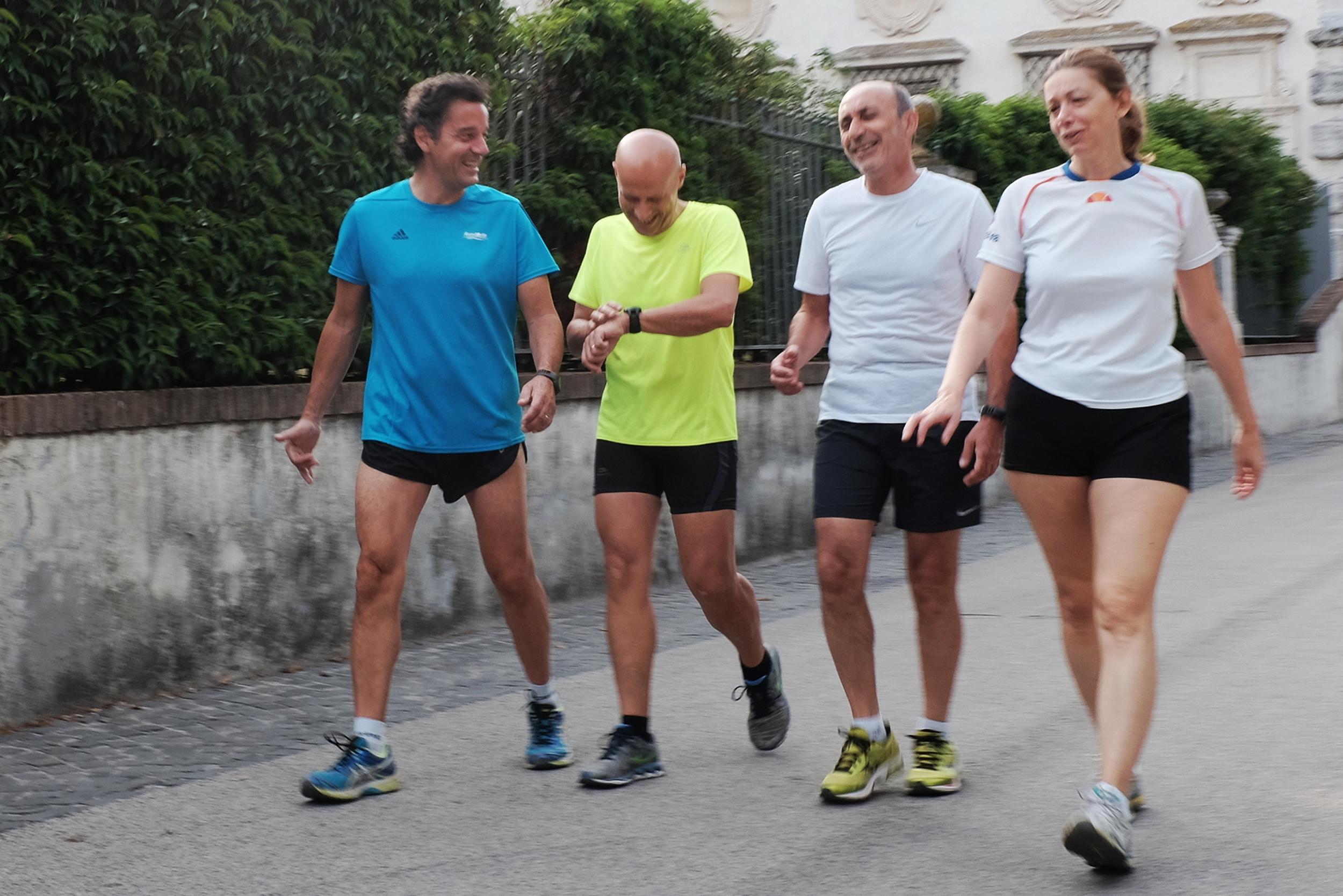 Roman runners