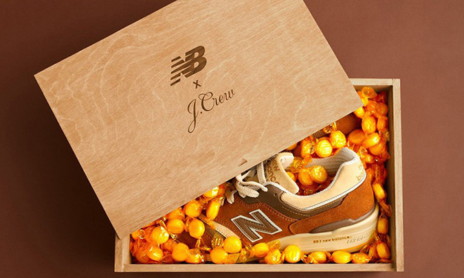 New Balance 997 - 'Butterscotch'