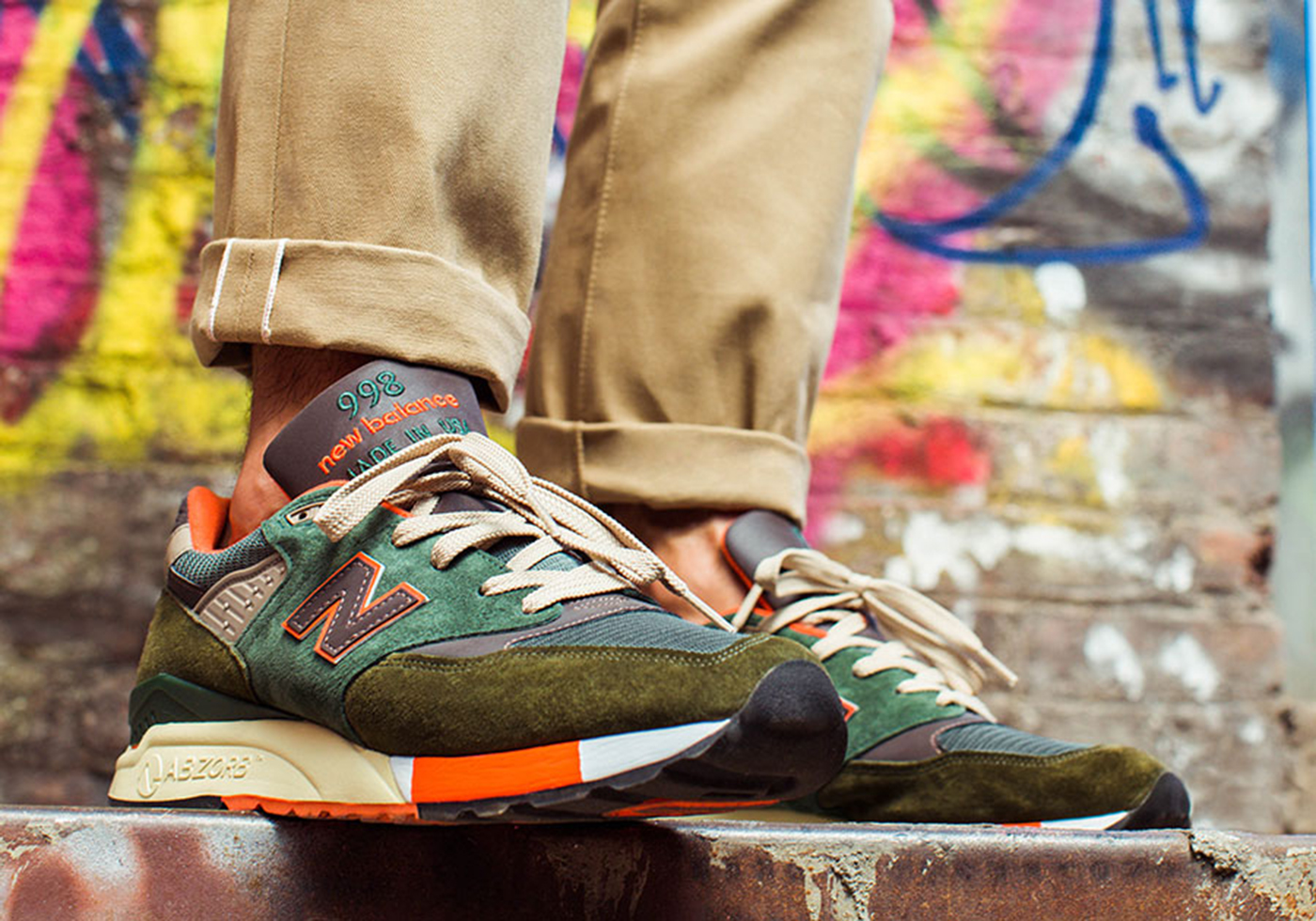 New Balance 998 - 'Concrete Jungle'