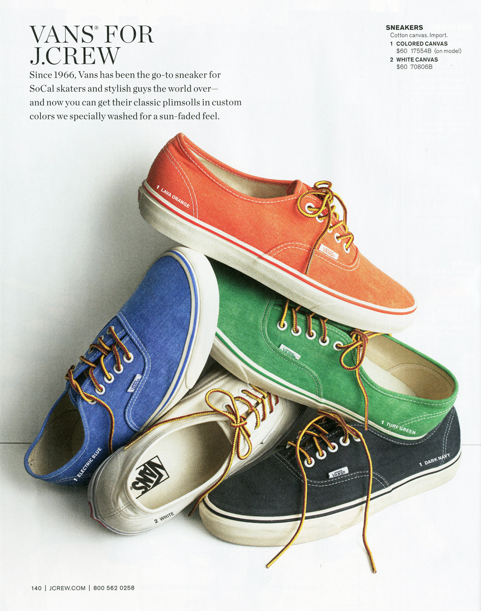 Vans Authentic Assortment