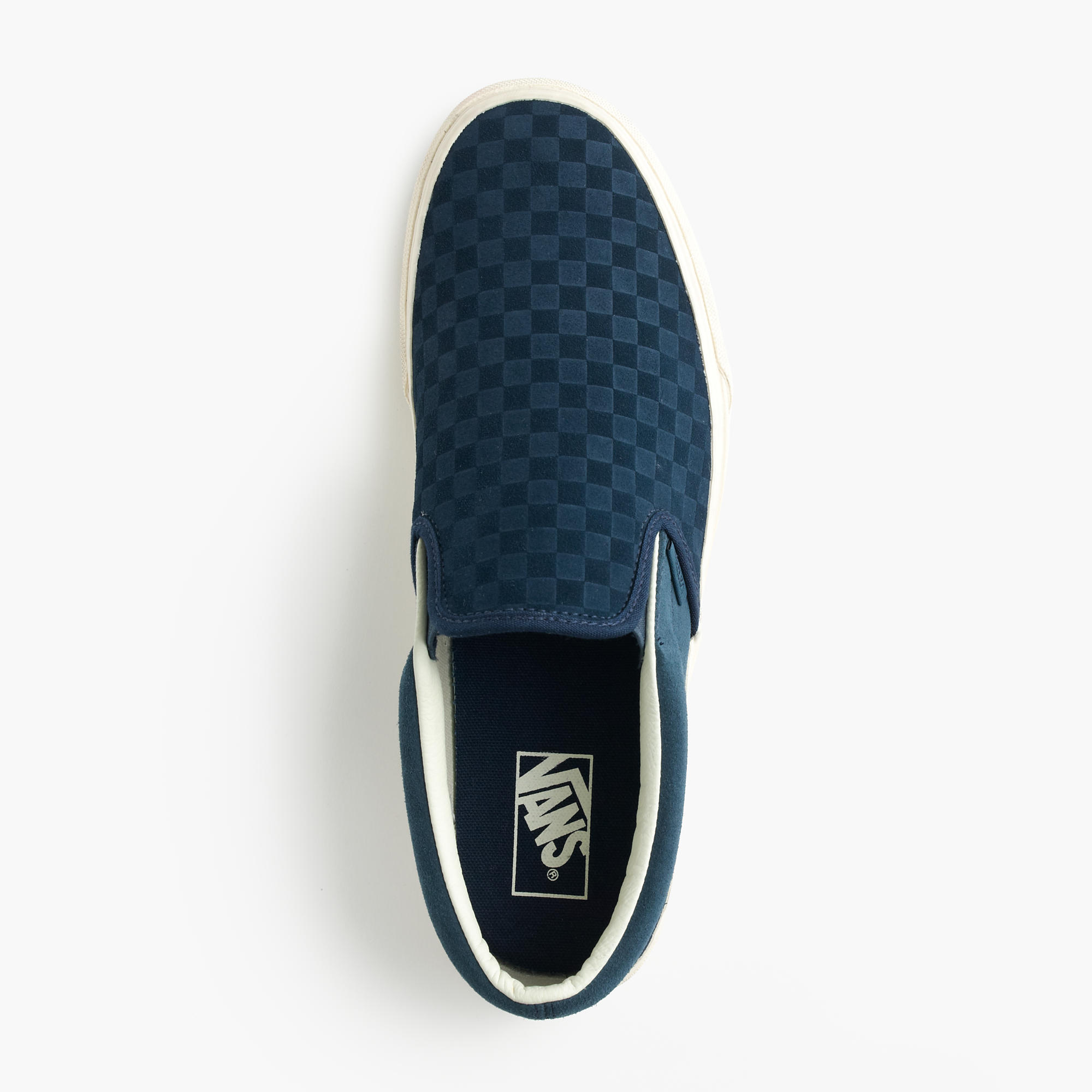 Vans Slip-On - 'Embossed Checker Twilight'