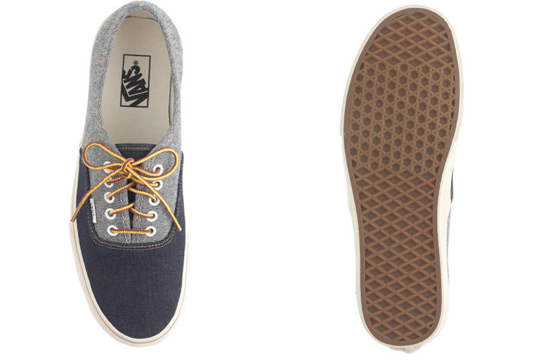 Vans Authentic - 'Denim Inside-Out'