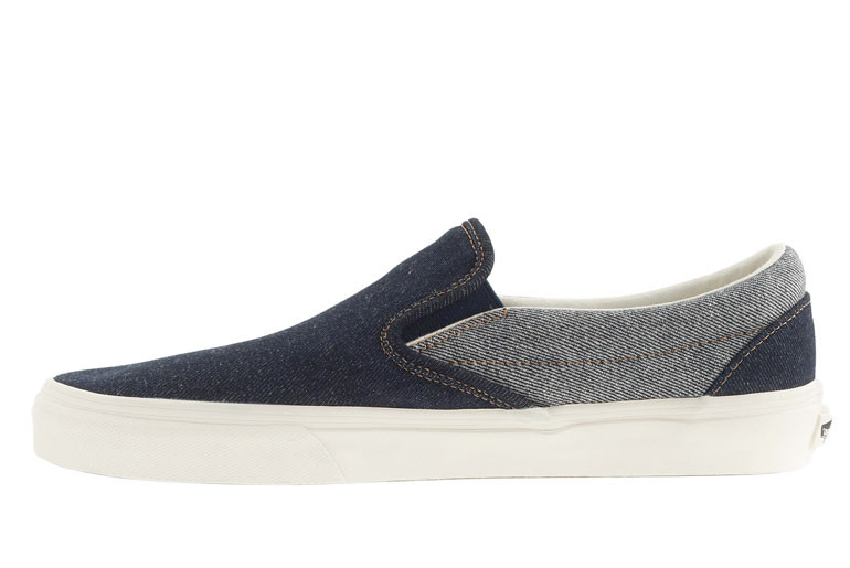 Vans Slip-On - 'Denim Inside-Out'