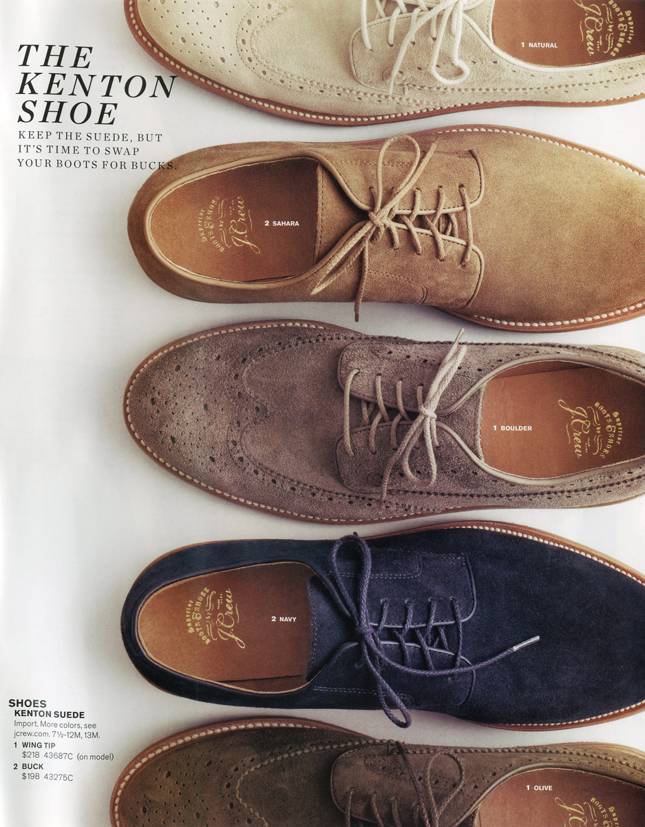 Kenton shoes