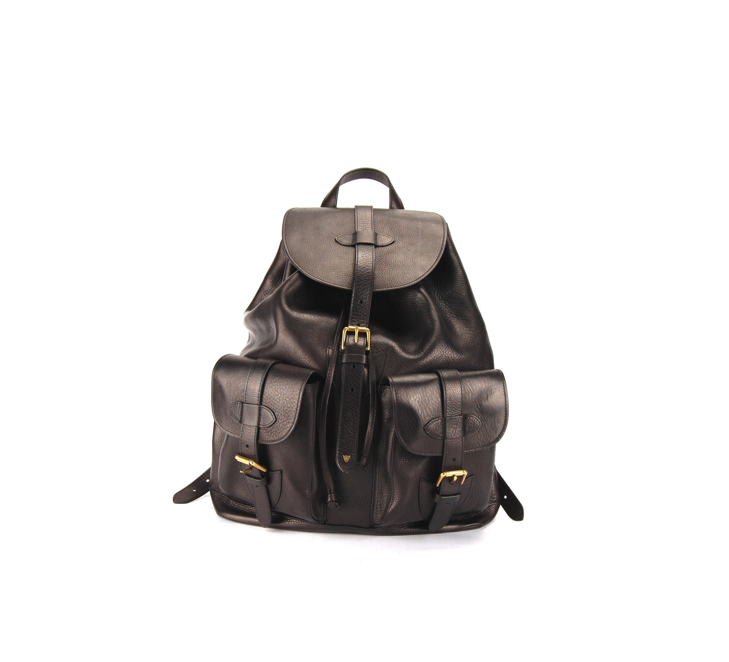 HTC Leather Rucksack