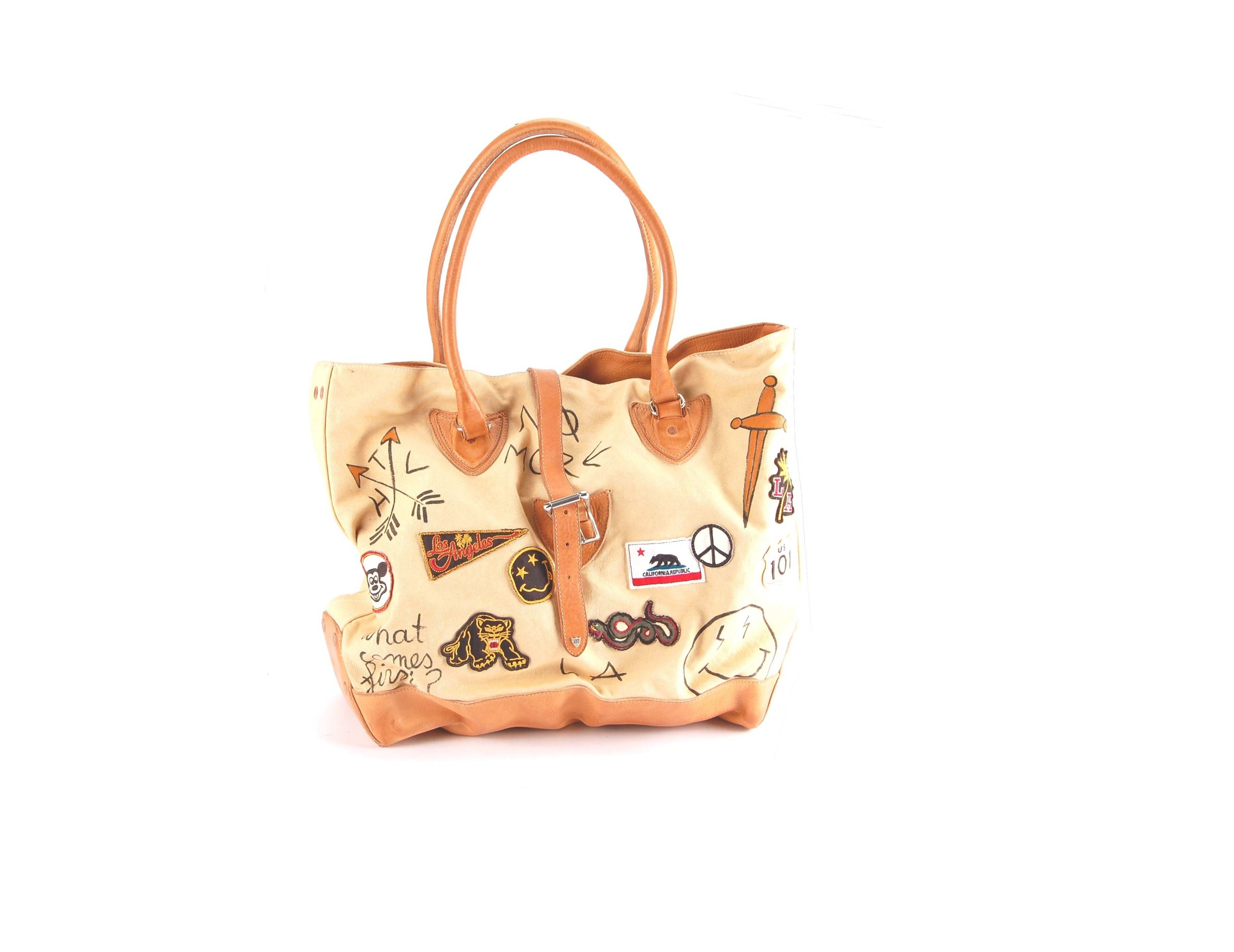 HTC Lost Angels Tote