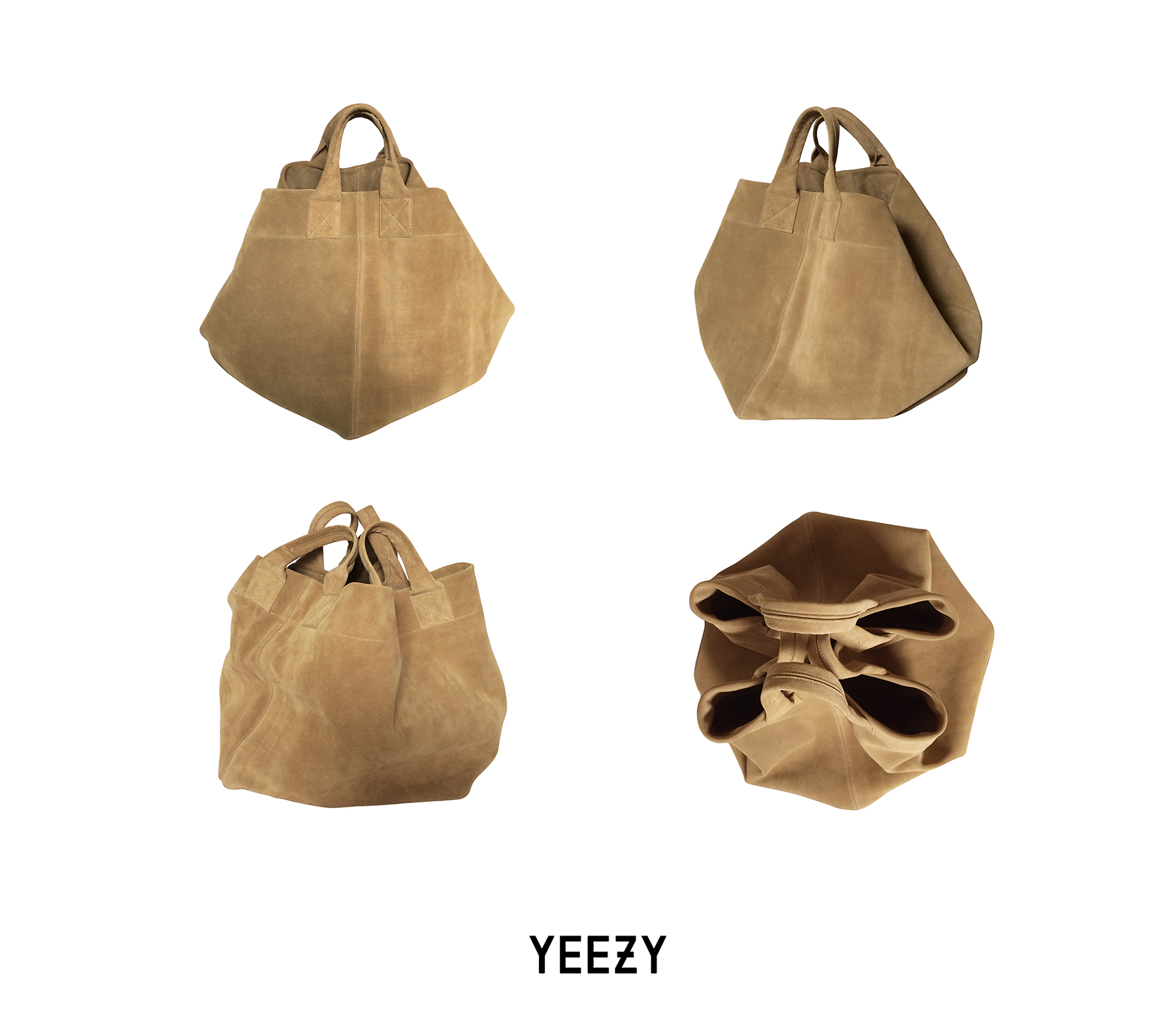 YEEZY Dumpling Bag (Sand)