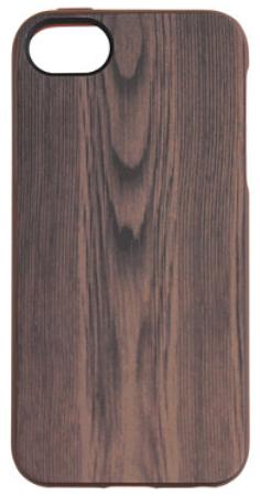 Wood-Grain iPhone Case