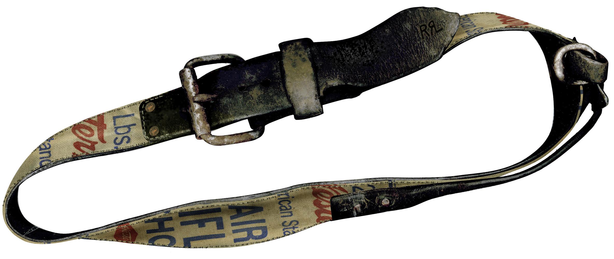 RRL Shotbag Belt