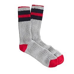 J Crew Camp Socks