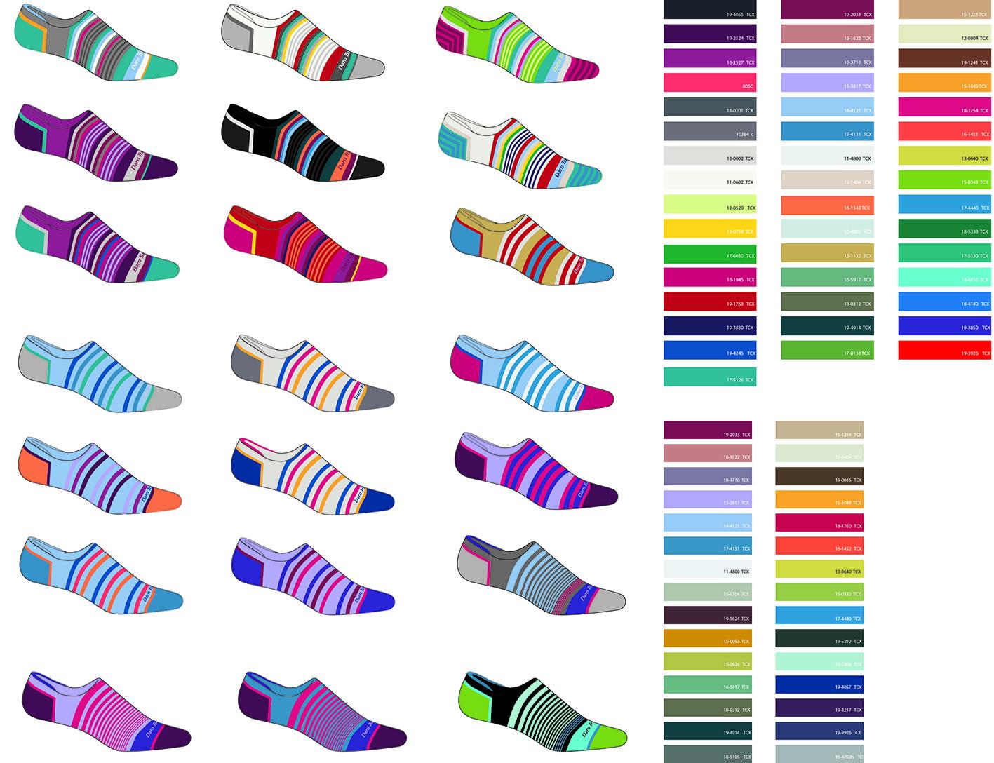 Darn Tough No-Show Socks