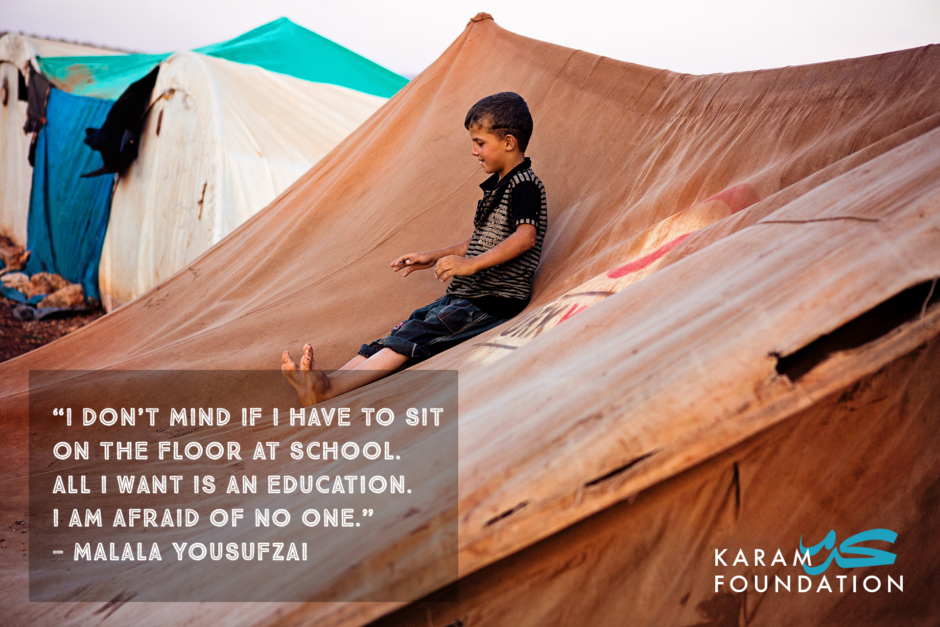 All photos of these resilient Syrian refugee children featured here,were taken by Karam Lead Photographer Mohamad Ojjeh in Atmeh, Syria - home to Syria's largest Internally Displaced Refugee (IDP)Camp.ALL RIGHTS RESERVED 2013 - 2015