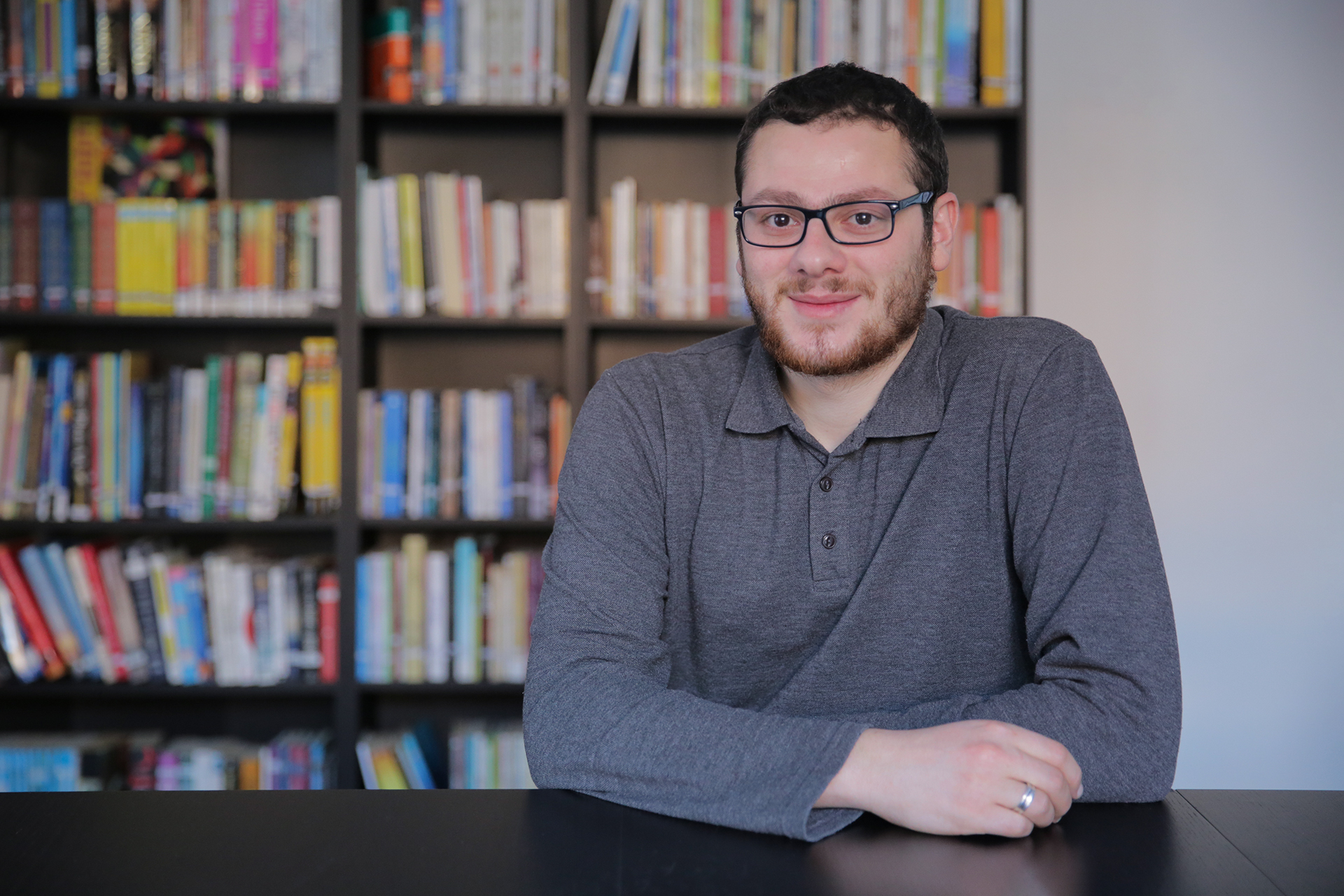 Ahmad Habbush is a Syrian-Turkish public servant who strongly believes that education plays a key role in rebuilding Syria. His journey in higher education began in 2014 when he left Syria and started building up his qualifications to get his dream scholarship. In 2017, he passed the TOEFL and the IELTS tests- - securing offers from many prestigious universities in the United Kingdom including the Chevening scholarship, one of the most competitive scholarships offered for international students. Ahmad obtained his master's degree in public management (with a specific focus on health and social care) from the University of Birmingham. He originally trained in dentistry and gained two years of practice experience in Community Health Programs in Syria and Turkey. In his recent career roles, he has focused on empowering local communities, community capacity building, improving health and social care, and other public services development. When not working, Ahmad will indulge in psychology lectures, Turkish lessons or community health articles.