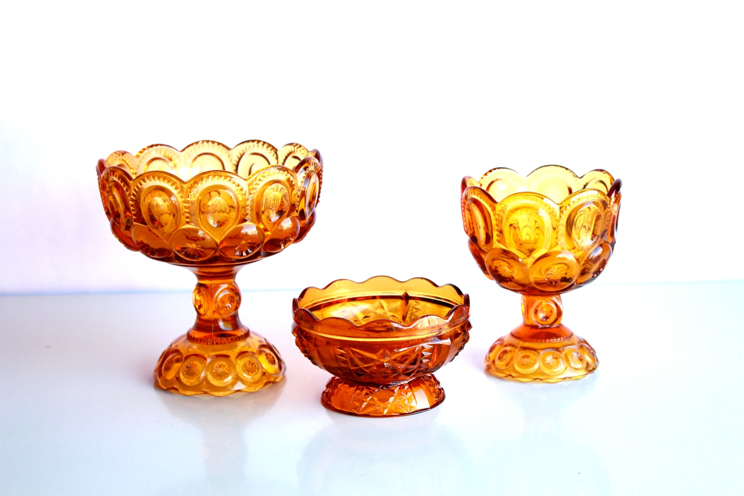 Amber Glass Containers