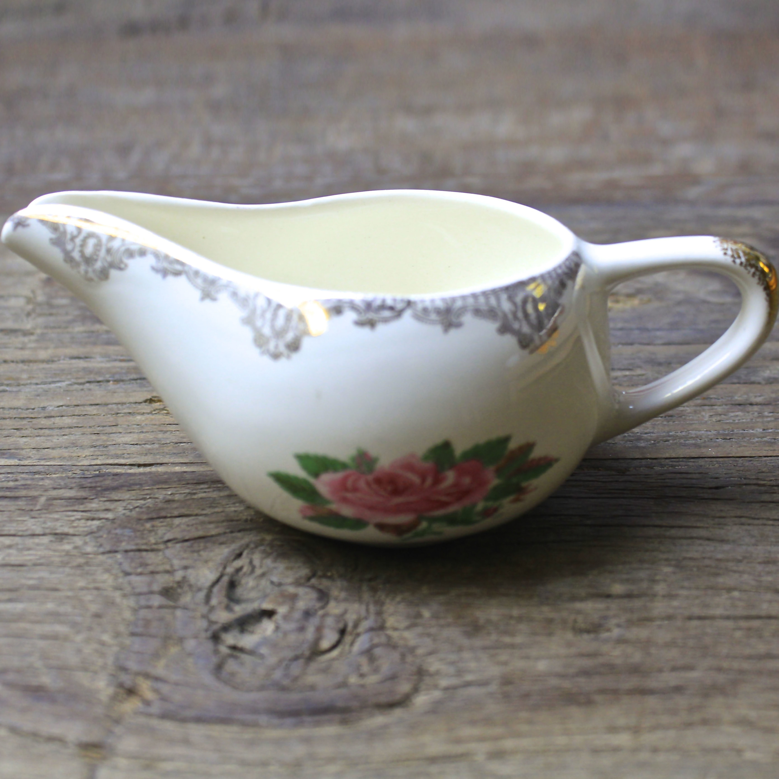 Rose Collection Creamer