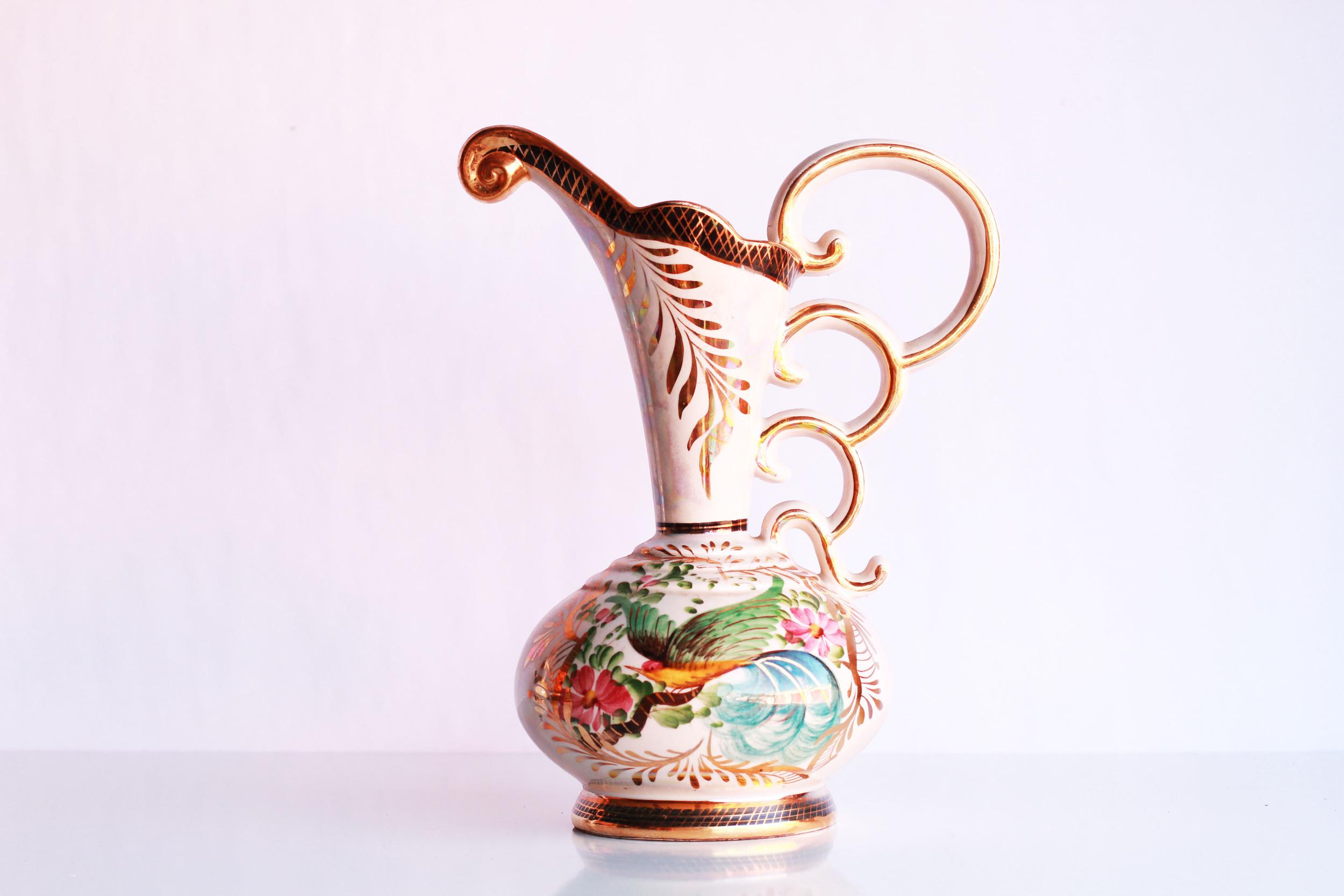 Large Porcelain Vases