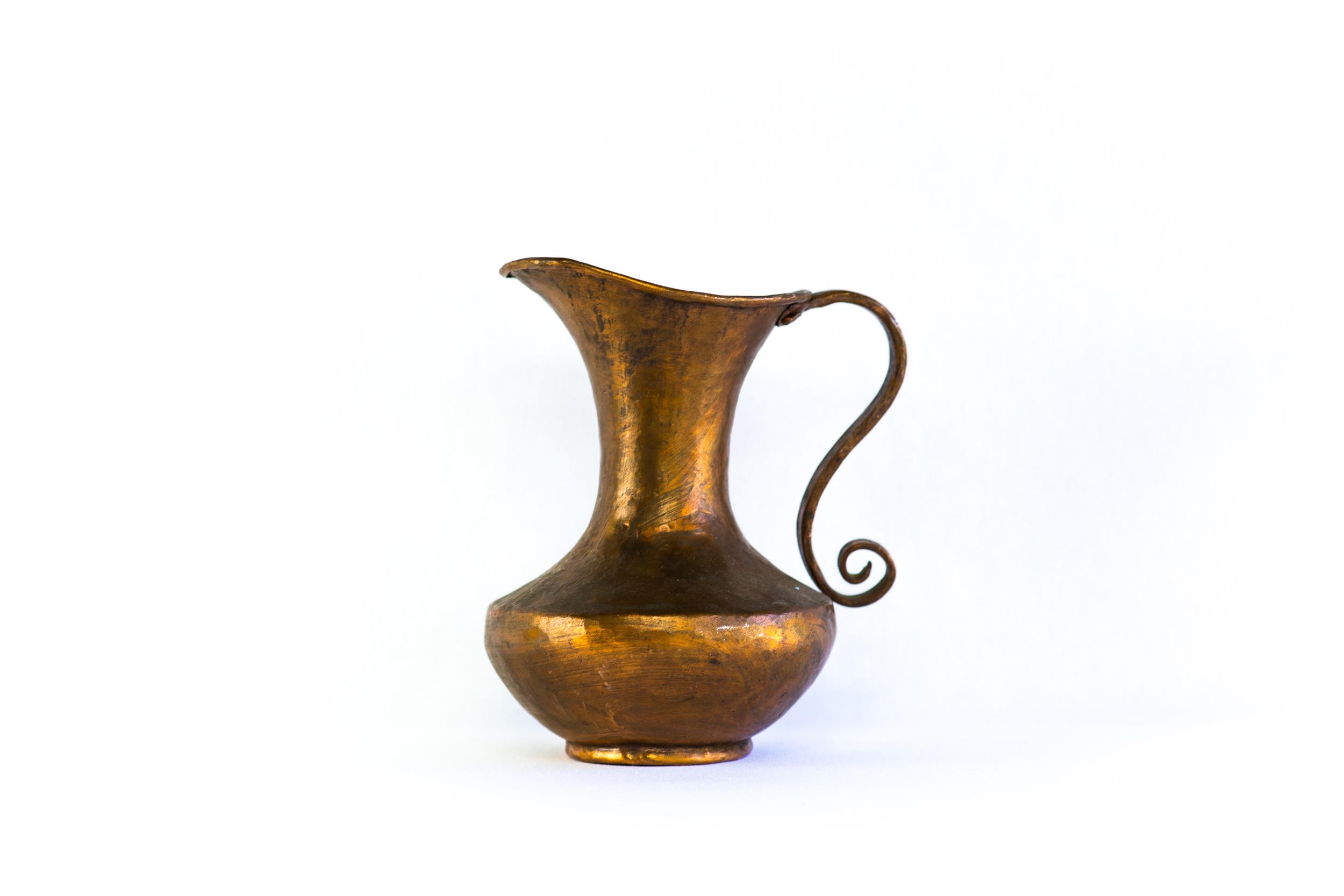 Large copper Pots & Vases
