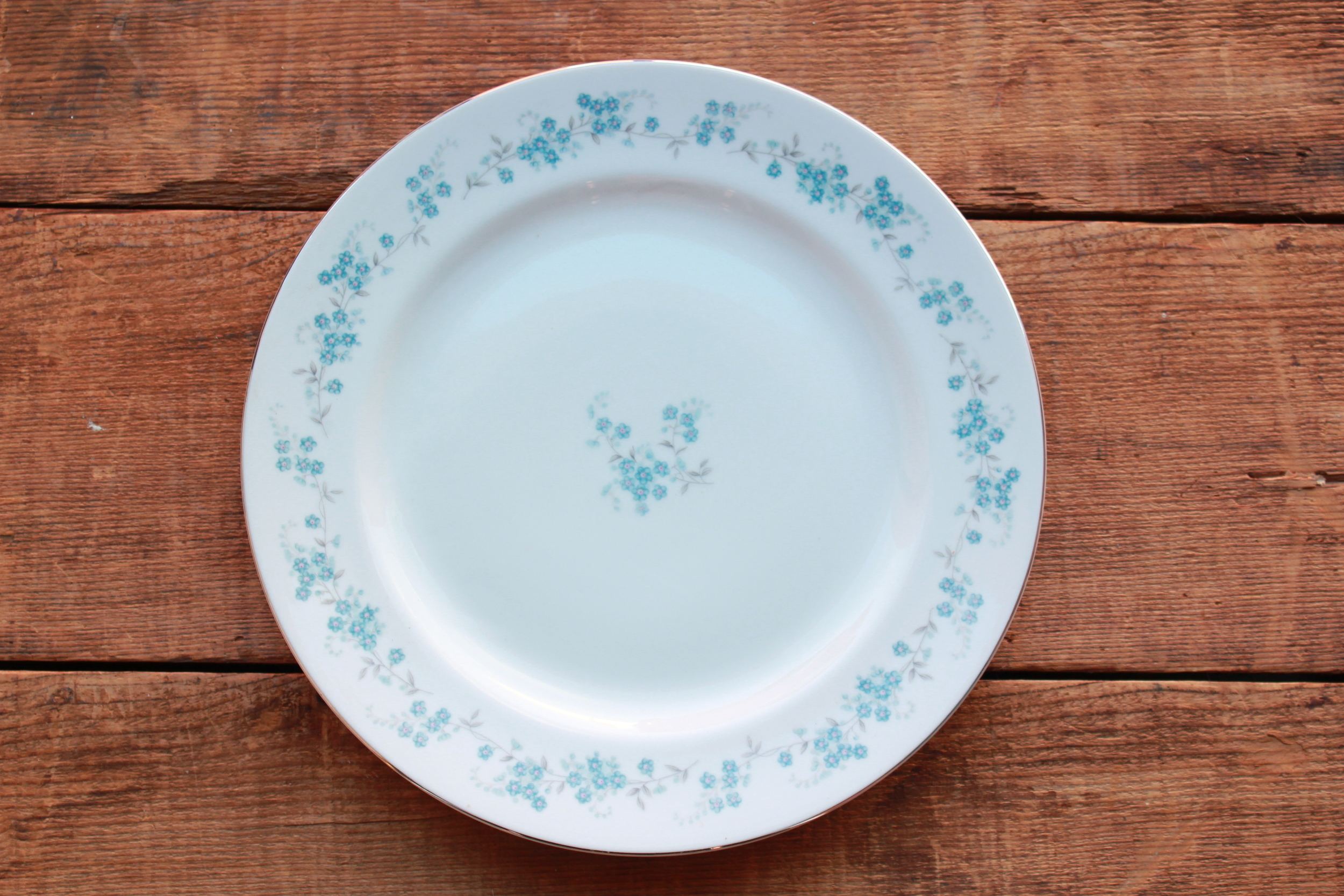 Garden Collection Serving Platters