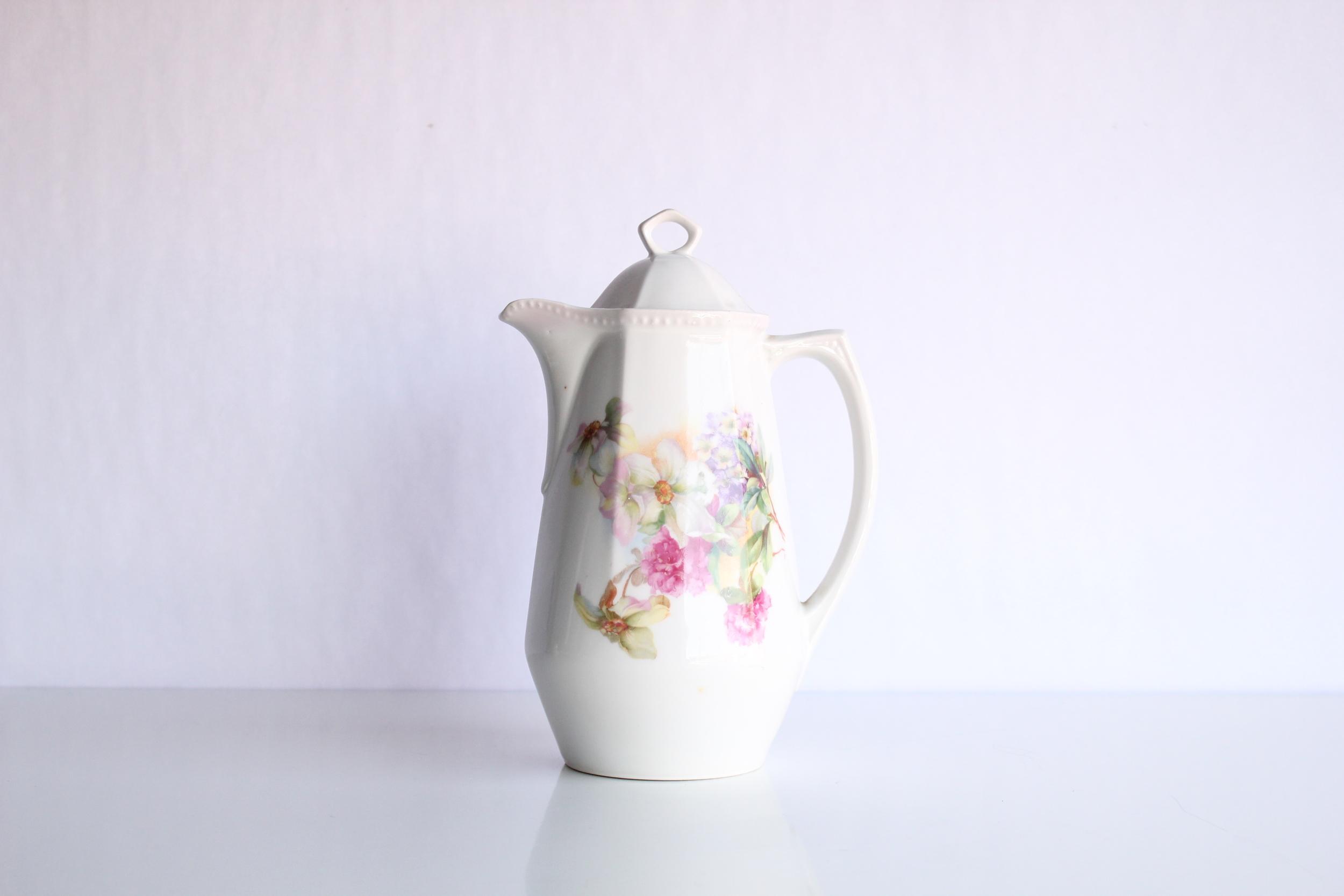 Garden Collection Teapot