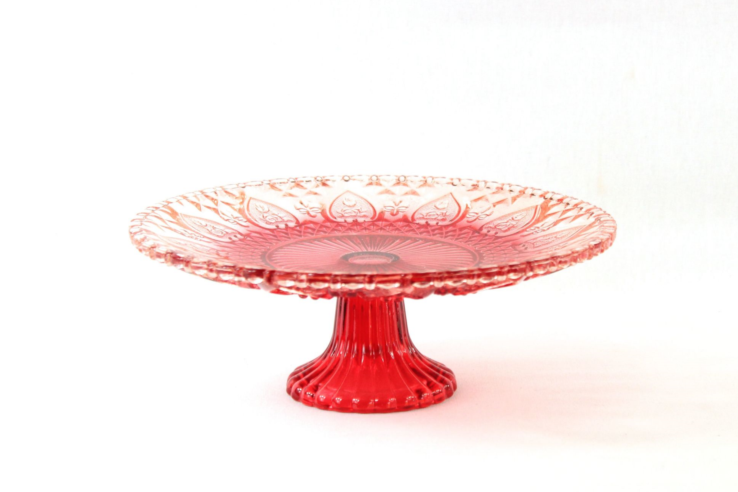 Red Ombre Cake Stand