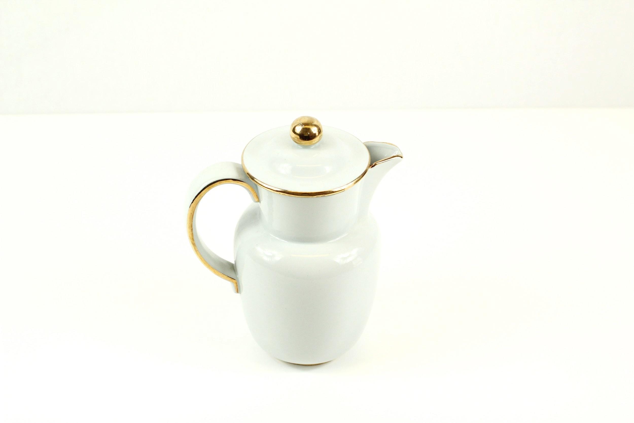 Light Blue Teapot