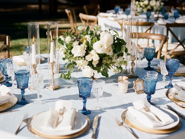 Quali Ranch Blue Wedding